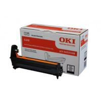 OKI C610 Black Drum (44315112)