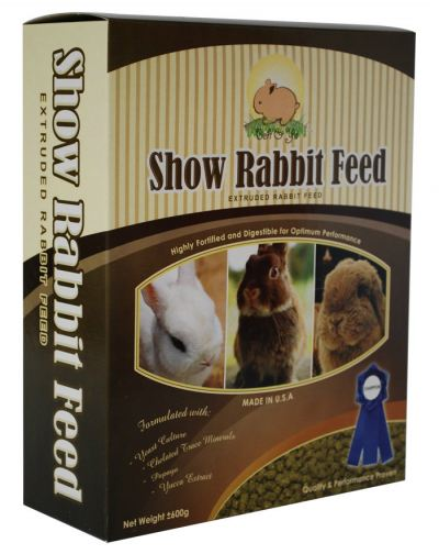 Beh & Yo Show Rabbit Feed (600g)