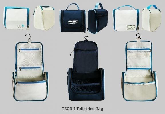Toiletry Pouches (TS09)