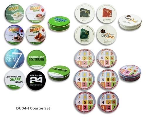 Coaster Set (DU61)