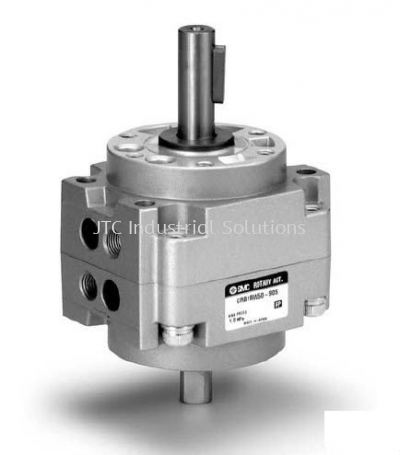 SMC Rotary Actuators & Air Grippers