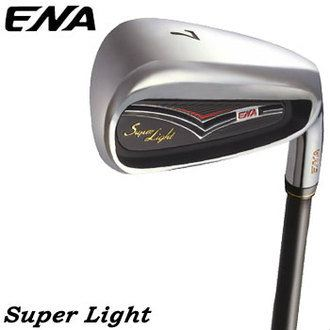 ENA super light MENS iron 8 pieces L FLEX (��5-PW, AW, SW)
