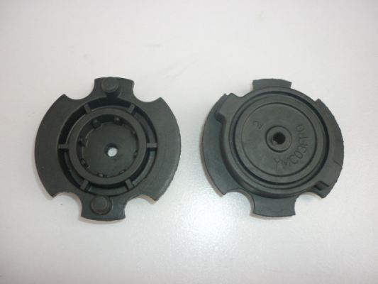 Motor Support Rubber Front