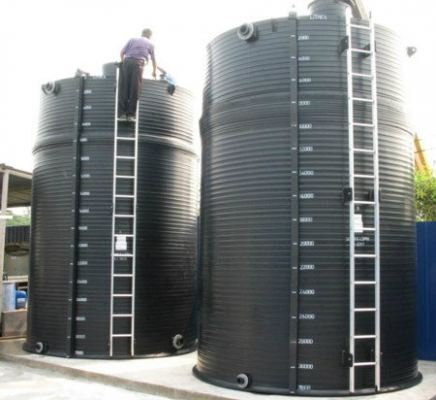 HDPE Chemical & Water Storage Tank DYM Series