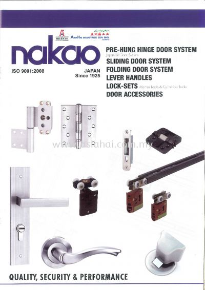 New Products - Nakao