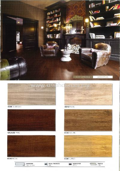 New Products - VinyLOC - Vinyl Clic Floor