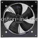 Axial Wall Fan