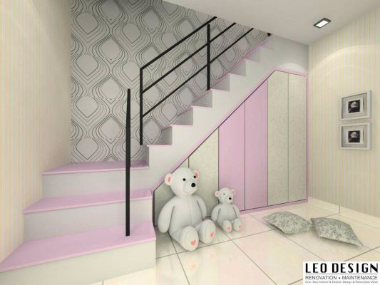 Stair Area Design