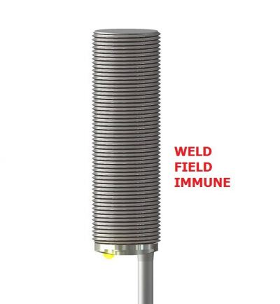 Weld Field Immune Proximity Sensor Malaysia Singapore Thailand Indonesia Philippines Vietnam Europe USA - iCON IPW series