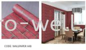 Wall decor Adhesive  PVC Wall Sticker Paper