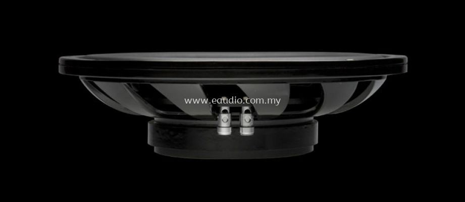 """Powerbass S Series Thin 10"""" Shallow Mount Subwoofer-S-10TD"""