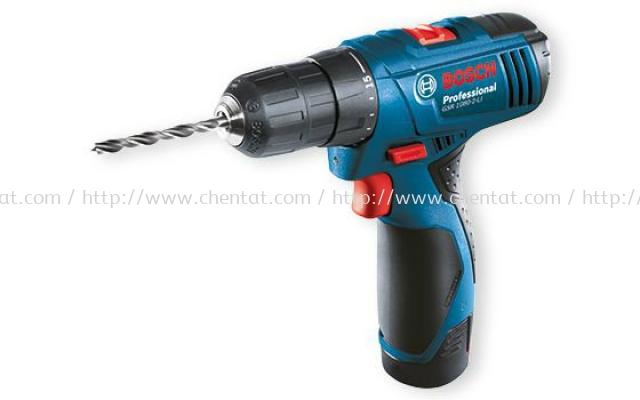 Cordless drill/driver  Bosch GSR 1080-2-LI Professional