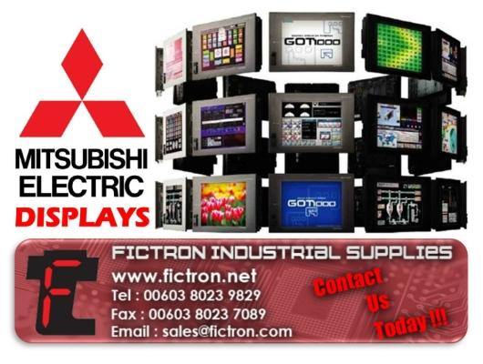 FCU7-DU120-12 MITSUBISHI Display Supply Malaysia Singapore Thailand Philippines Vietnam Indonesia Europe & USA