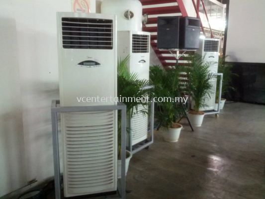 Air Conditional Split Unit 2.5 HP (Indoor & Outdoor Unit)