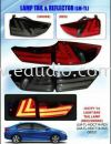Honda City 2014 Led Ligh Bar Tail Lamp Honda Lamp
