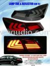 Honda Accord 2014 Led Ligh Bar Tail Lamp Honda Lamp