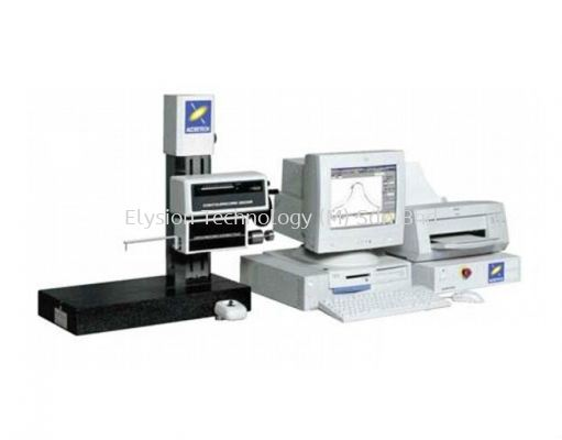 2600E High Accuracy Contour Measuring Machine