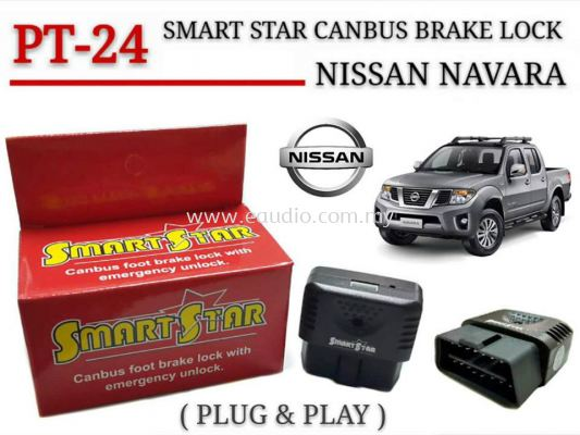 Nissan Navara OBD Plug & Play Brake Lock