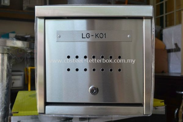 Stainless Steel Perforated Hole Front and Back Hole