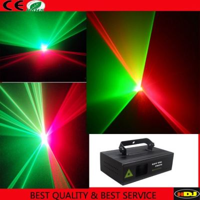 F0973 RGY Three color motor aniamtion laser light