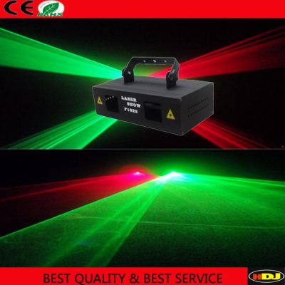 F1022 Red & Green motor animation laser light