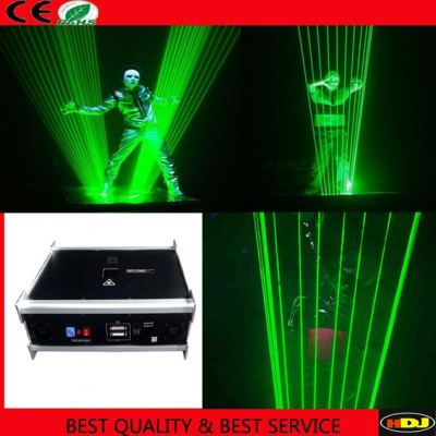 F5000-820 2-5W Single green laser man show