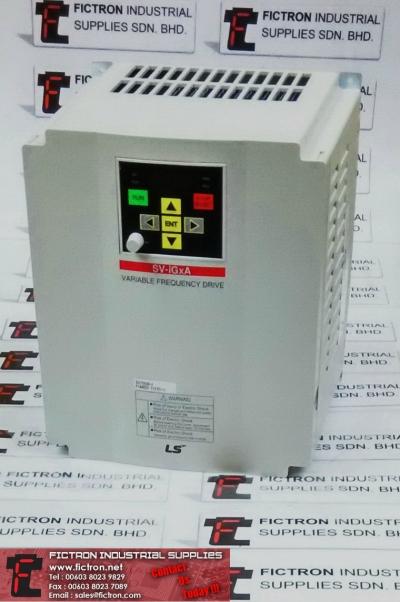 SV075IGXA-4 LG LS Inverter Supply Malaysia Singapore Thailand Indonesia Europe & USA