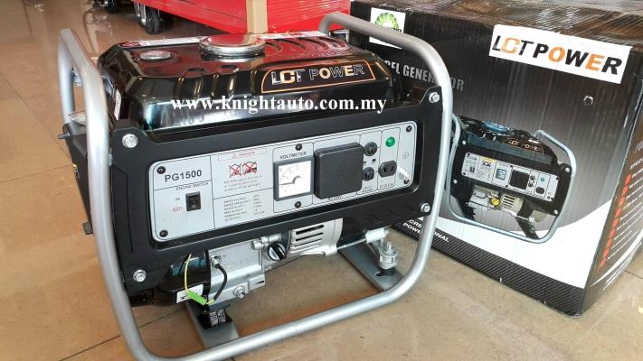 Gasoline Generator PG1500 id558115