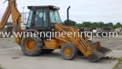 Super 580k Back Hoe 4x4 Super Back Hoe Rent Back Hoe