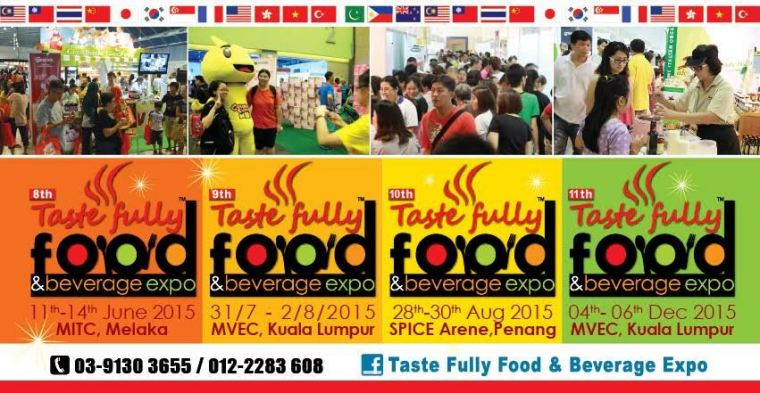 9th Tastefully Food and Beverage Expo (MVEC KL)