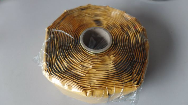 ALSEAL CORK INSULATION TAPE 50MM X 3MM X 25FT