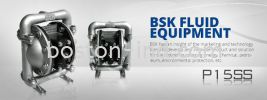 BSK P15SS BST (USA) Pump