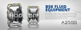 BSK A25SS BST (USA) Pump