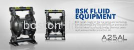 BSK A25AL BST (USA) Pump