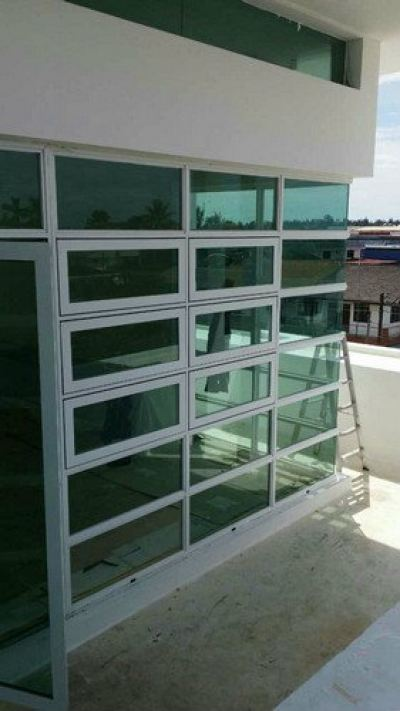 Multipoint Lock Window