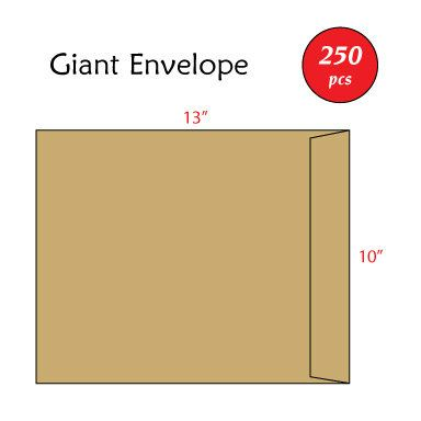 "10"" x 13"" Giant Envelope"