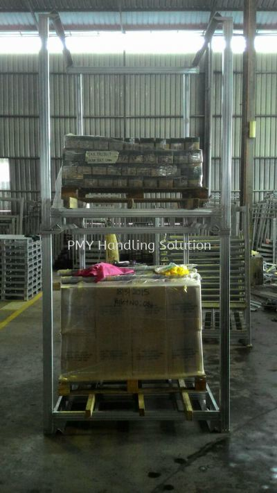 Stackable Racking Pallet