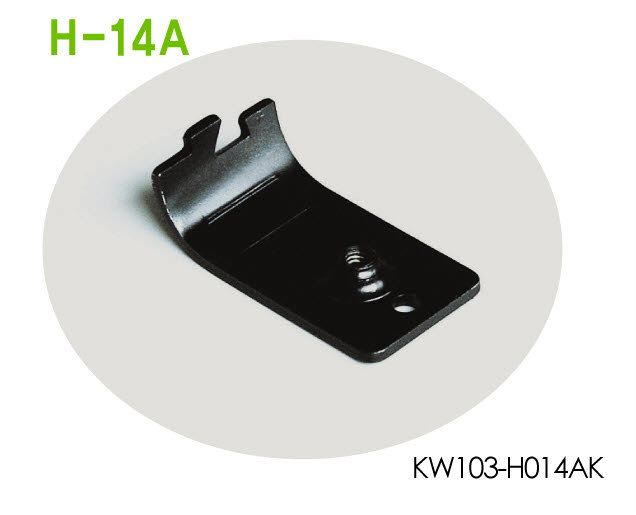 H-14A Piece Metal Joints