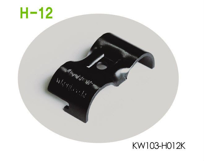 H-12 Piece Metal Joints