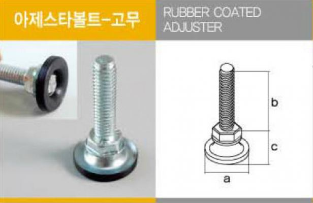 Adjuster (Rubber Coated)