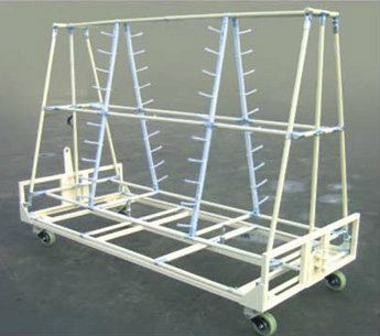 Roof Rack Sequence Cart Various Structures