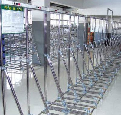 Identification System Rack