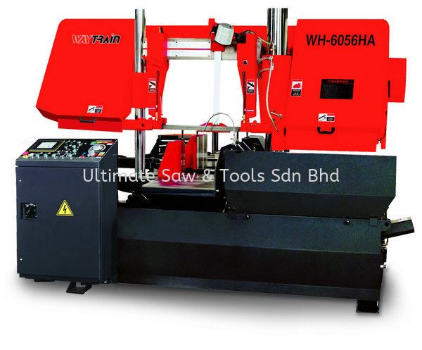 WH-6056HA Fully Auto Bandsaw Machine Bandsaw Machine
