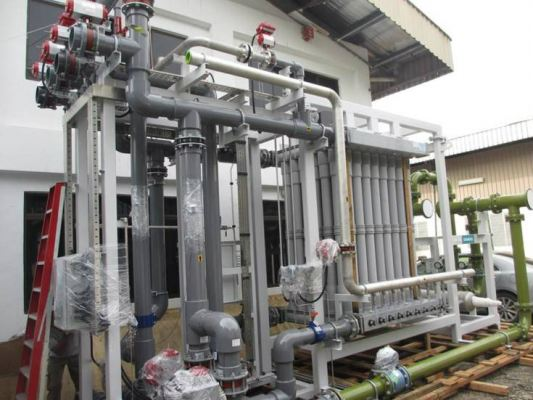 Water Treatment Plant Supplier Johor, Mechanical Piping Engineering
