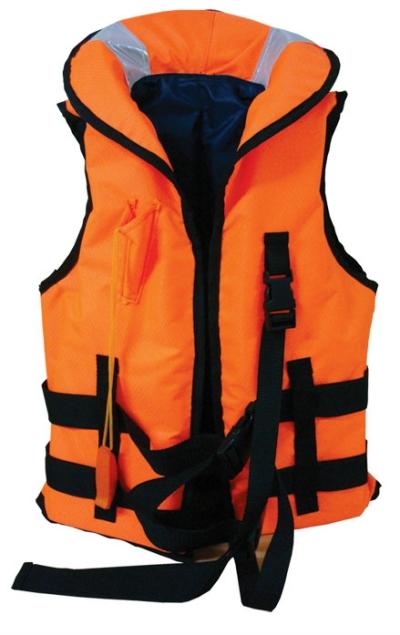 ITKK-031E Life Jacket With Collar (XL)