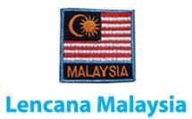PGK-39 Lencana Malaysia (Aksesori Pakaian Seragam)