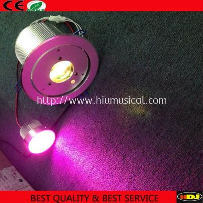 N-X028 LED 7 Color Ceiling Spotlight RGBW 4 in 1LED SpotLight