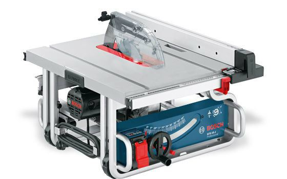 Bosch GTS 10 J Professional Table Saw Bosch