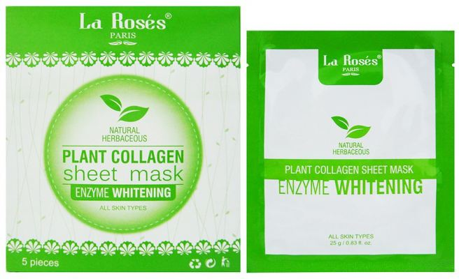 Enzyme Whitening Mask