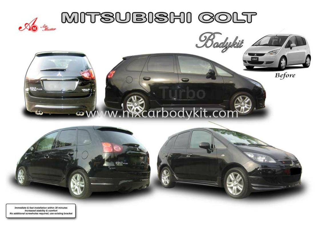 MITSUBISHI COLT TURBO AM STYLE BODYKIT COLT MITSUBISHI Johor, Malaysia, Johor Bahru (JB), Masai. Supplier, Suppliers, Supply, Supplies | MX Car Body Kit